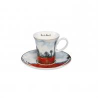 Filiżanka do kawy 7 cm Pole Maków - Claude Monet 67011801 Goebel