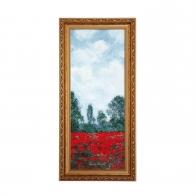 Obraz Pole Maków I 57 x 27 cm - Claude Monet 66535211 Goebel