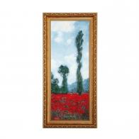 Obraz Pole Maków II 57 x 27 cm - Claude Monet 66535221 Goebel
