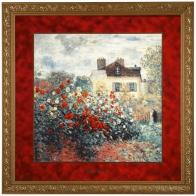 Obraz Dom Artysty 68 x 68 cm - Claude Monet Goebel 66534761
