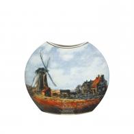 Wazon Pole Tulipanów 20 cm - Claude Monet Goebel 66539561