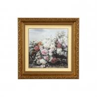 Obraz Martwa natura z kwiatami - Jean Baptiste Robie Goebel 66518361
