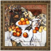 Obraz 68 x 68 cm - Still Life I - Paul Cézanne Goebel 67110071