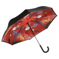 Parasol Heavy Red - Wassily Kandinsky 67100051 Goebel