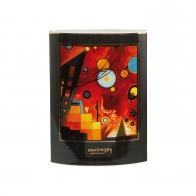 Wazon Heavy Red 24 cm - Wassily Kandinsky 67100151 Goebel