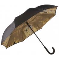 Suprella - parasol odwrotnie składany Pocałunek - Gustav Klimt Goebel 67060681