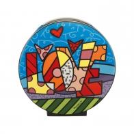 Wazon Miłość 30 cm Romero Britto 66452411 Goebel