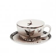Filiżanka do cappuccino 7 cm - Elsa Rosina Wachtmeister Goebel 66860411
