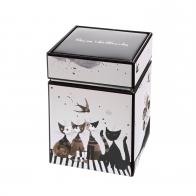 Pudełko na herbatę 11 cm Palladia e le sue amiche - Rosina Wachtmeister Goebel 66860391