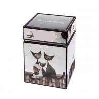Pudełko na herbatę 11 cm Virgola - Rosina Wachtmeister Goebel 66860401