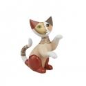 Figurka kot Stella na biżuterię 11 cm - Rosina Wachtmeister