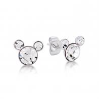 Kolczyki z kryształkami Kwiecień - Myszka Mickey Couture Kingdom 12100791