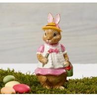 Figurka Zając Anna 12 cm - Bunny Tales Villeroy & Boch 14-8662-6321