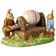 Figurka Maszyna do malowania jajek 16,5 x 11,5 x 11 cm - Bunny Tales Villeroy & Boch 14-8662-6327