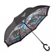 Suprella - parasol odwrotnie składany Berlin - New York - Charles Fazzino Goebel 67090021