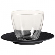 Zestaw do białej kawy - Manufacture Rock Villeroy & Boch 10-4239-1200