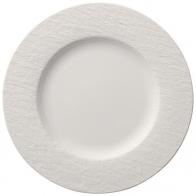 Talerz płaski 27 cm - Manufacture Rock Blanc Villeroy & Boch 10-4240-2620