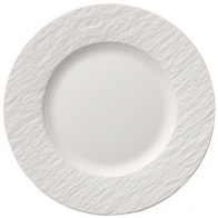 Talerz śniadaniowy 22 cm - Manufacture Rock Blanc Villeroy & Boch 10-4240-2640