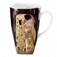 Kubek do kawy 14cm Pocałunek - Gustav Klimt