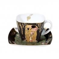 Filiżanka do kawy 0,25l Pocałunek - Gustav Klimt