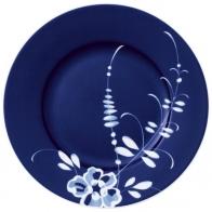Talerz śniadaniowy niebieski 22 cm - Old Luxembourg Brindille Villeroy & Boch 10-4207-2641