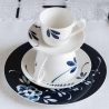 Spodek do filiżanki do espresso 12 cm - Old Luxembourg Brindille Villeroy & Boch 10-4207-1430