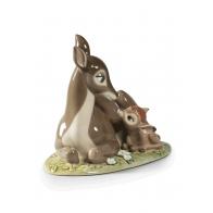 Figurka Bambi 15 cm Lladro 01009350