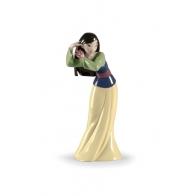 Figurka Mulan 24 cm Lladró 01009343