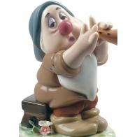 Figurka Krasnoludek Śpioszek 14 cm Lladró 01009326