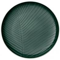 Talerz płaski 24 cm - it's my match Green Leaf Villeroy & Boch 10-4255-2640