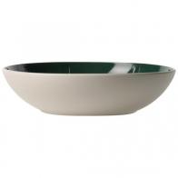 Duża miska 26 cm - it's match Green Uni Villeroy & Boch 10-4255-3202
