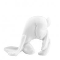 Figurka zając Akrobata PL17798WEISS Furstenberg