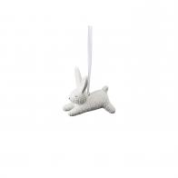 Zając mały biały 6,5 cm - Rabbits Rosenthal 69094-000102-94233