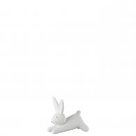 Zając średni biały 9,5 cm - Rabbits Rosenthal 69094-000102-90049