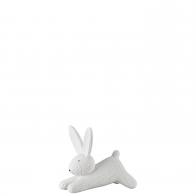 Zając duży biały 12 cm - Rabbits Rosenthal 69094-000102-90050