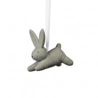 Zając mały szary 6,5 cm - Rabbits Rosenthal 69094-321388-94233