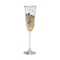 Kieliszek do szampana 24cm Spełnienie - Gustav Klimt