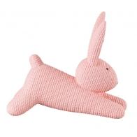 Zając duży różowy 12 cm - Rabbits