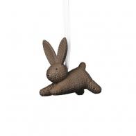 Zając mały brązowy 6,5 cm - Rabbits Rosenthal 69094-321332-94233