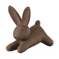 Zając duży brązowy 12 cm - Rabbits Rosenthal 69094-321332-90050