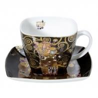 Filiżanka do kawy 0,25l Spełnienie - Gustav Klimt