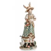 Pani Królik 52 cm - Mr & Mrs Rabbit Fitz and Floyd 80199