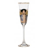 Kieliszek do szampana 24cm Judyta I - Gustav Klimt
