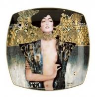 Talerz deserowy 21cm Judyta I - Gustav Klimt