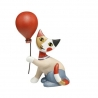 Figurka kot z balonem Pallone 10 cm Rosina Wachtmeister
