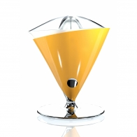 Wyciskarka do cytrusów żółta 0,6 l - Vita Casa Bugatti 55-VITAC6
