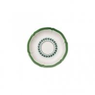 Spodek do filiżanki do herbaty 15 cm French Garden Green Line Villeroy & Boch 10-4243-1280