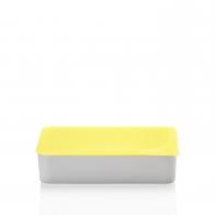 Miska z żółtą pokrywką 15 x 25 cm - Przyjaciele Kuchni Arzberg 43330-609997-28472