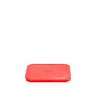 Pokrywka czerwona 18 x 18 cm - Przyjaciele Kuchni Arzberg 43330-609993-05656