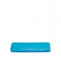 Pokrywka niebieska 15 x 25 cm - Przyjaciele Kuchni Arzberg 43330-609982-05657